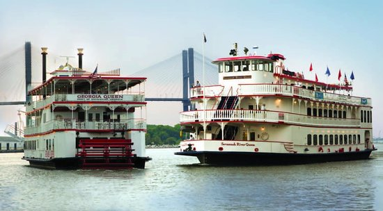 Savannah Riverboat Tour