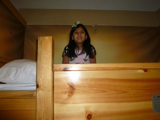 Great Wolf Lodge: Bunk Beds in Kids Kamp Suite