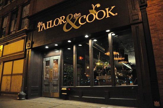 The Tailor and The Cook: From Genesee St