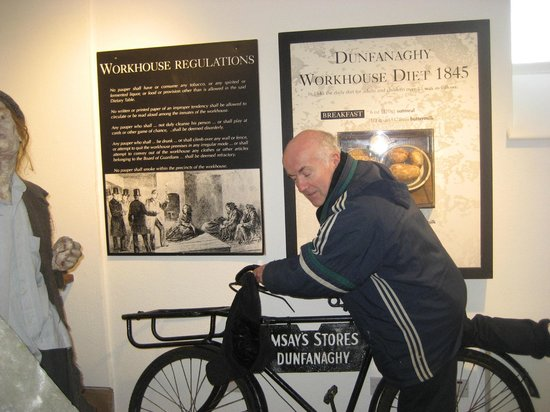 The Workhouse: On yer bike!!!