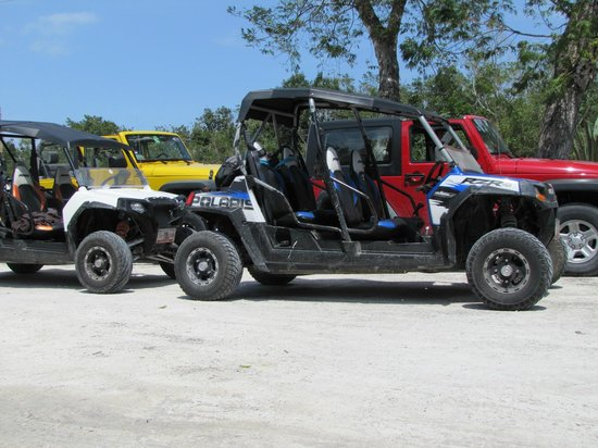 Occidental Cozumel: Excursion en Polaris