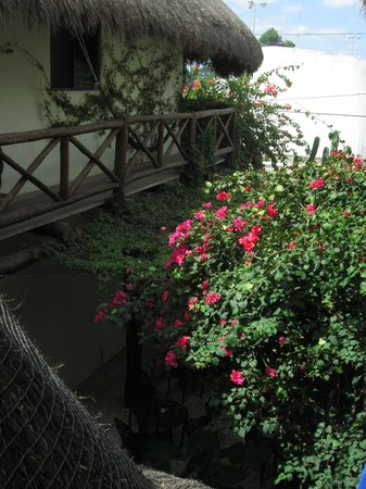 Lo Nuestro Petite Hotel: Garden