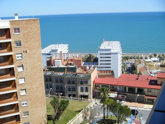 Gran Cervantes by Blue Sea: from our room - 8th floor