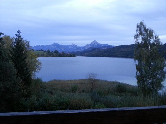 Appartement  Hotel Seespitz: See View