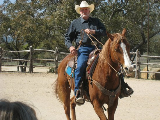 Cowboy Larry Cortez Picture Of Rancho Cortez Day Trips