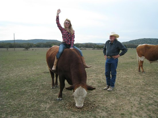 Rancho Cortez Day Trips: Riding the Bull!