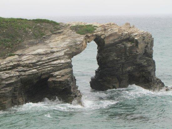 Playa de las Catedrales: Playa de last Catedrales