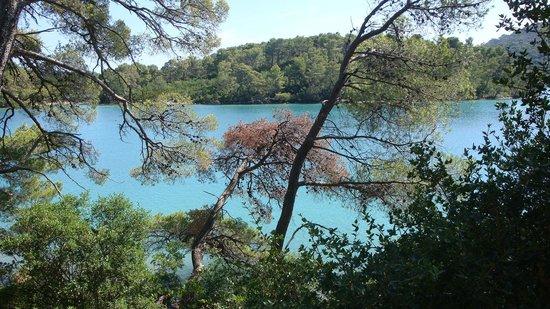 Mljet: Malo Jezero