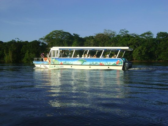 Tortuguero National Park Day Tours