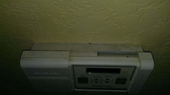 Mainsail Tampa Extended Stay: Sample of dirt