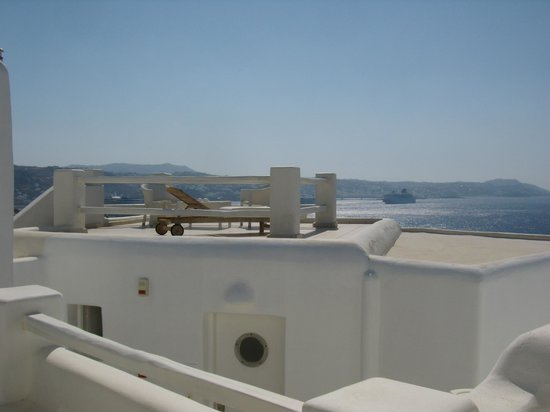 Rocabella Mykonos Art Hotel & SPA: An amazing deluxe room!