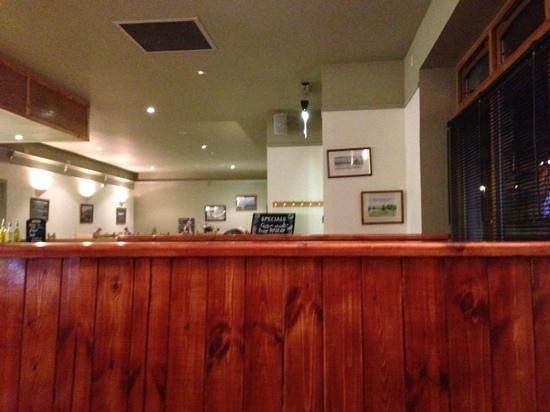 Ben Macduis Inn: Restaurant