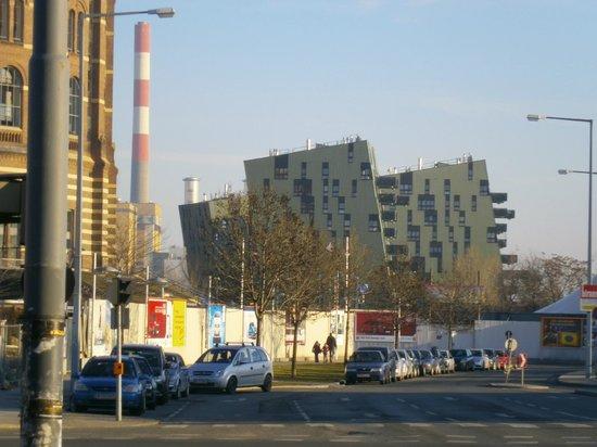 ibis budget Wien Sankt Marx: Around hotel