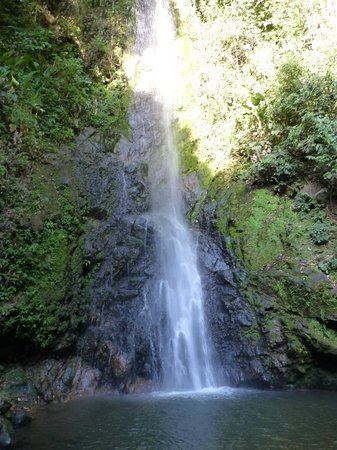 Xandari Resort & Spa: waterfall on hike on Xandari grounds