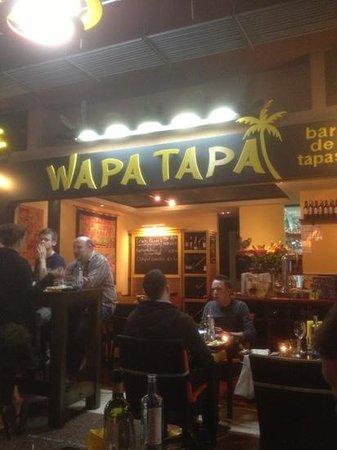 Wapa Tapa : l'enseigne