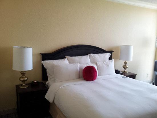 Renaissance Fort Lauderdale-Plantation Hotel: Comfortable bed