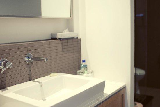 هوتل أوشو: Standard Sink