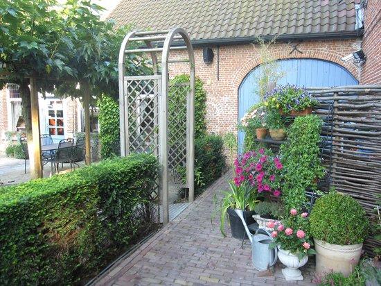 Lier, Bélgica: terras