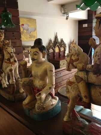 Villa Cha-Cha Banglumphu: posto pulito e tranquillo