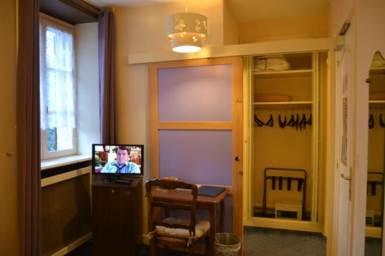 Le Moulin Fleuri: chambre 1 - chambre double standard