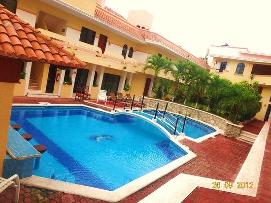 Hotel Vista Caribe: =)