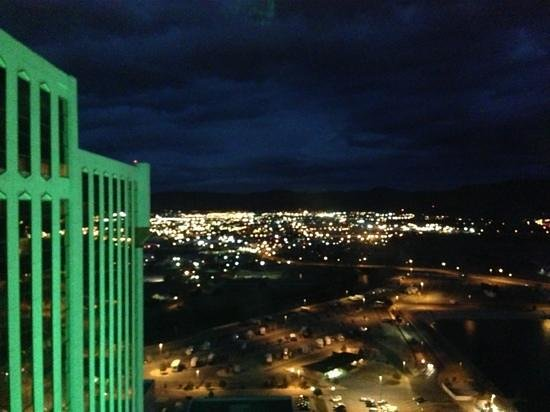 Grand Sierra Resort and Casino: The view from the 24th floor
