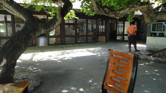 Otintaai Hotel: a boring restaurant