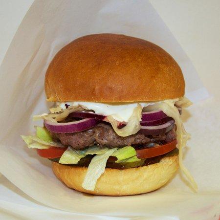 PIG 37 Blitz Grill: Pig 37 Hamburger