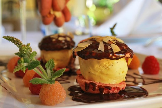 Le Moulin Fleuri : Dessert