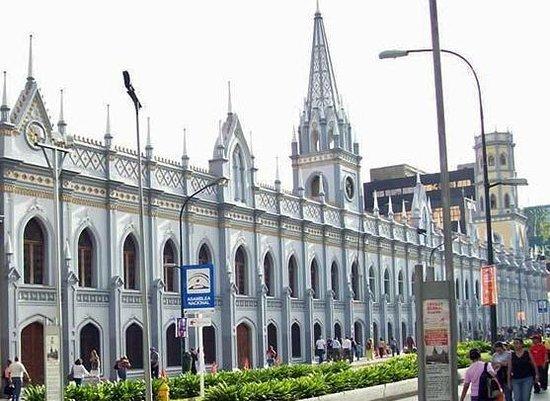 El Palacio de Las Academias