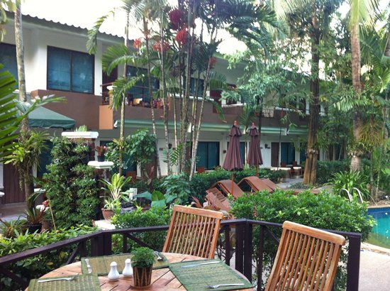 The Viridian Resort: vista dell'hotel