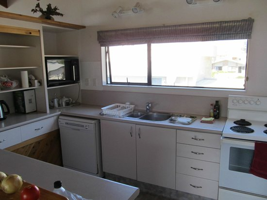 Ocean View Motel : Kitchen