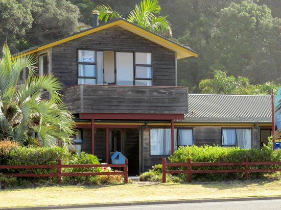 Ocean View Motel : Front of Motel