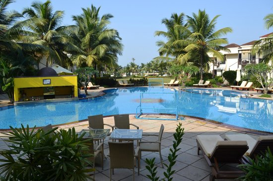 Pool Surrounded By The Hotel S Buildings Picture Of Royal Orchid