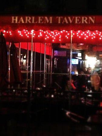 Harlem Tavern: what you see
