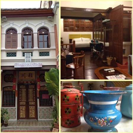 Straits Heritage: Quaint and nice touches make it special