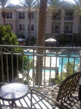 Gainey Suites Hotel: Pool View