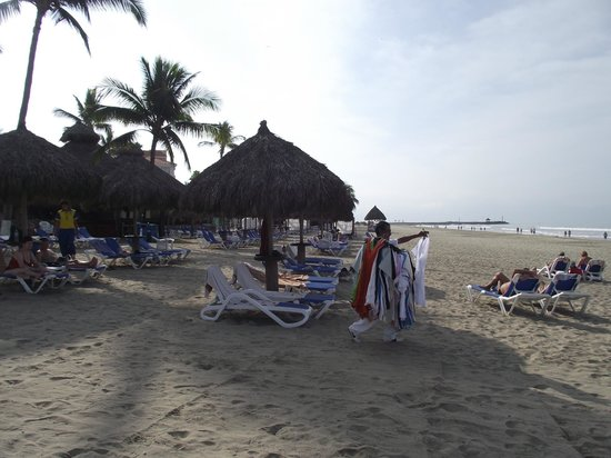 Occidental Nuevo Vallarta: la plage