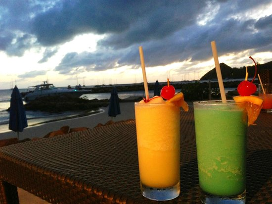 The Landings St. Lucia: Great drinks!