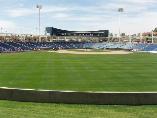 ‪Maryvale Baseball Stadium‬