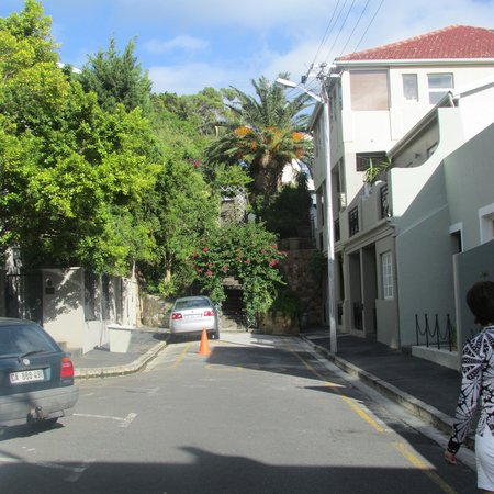 More Quarters: The peaceful setting in the heart of Cape Town