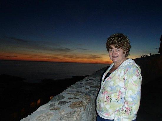 Pueblo Bonito Sunset Beach Golf & Spa Resort: Sunset at Sky Pool