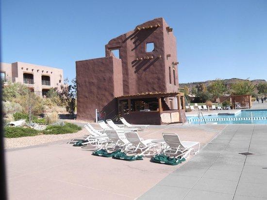Hyatt Regency Tamaya Resort & Spa: Pool Area