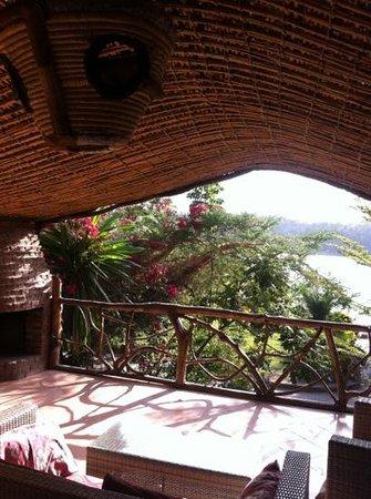 Kuriftu Resort: Villa view