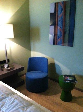 Hotel Zum Löwen: sitting area