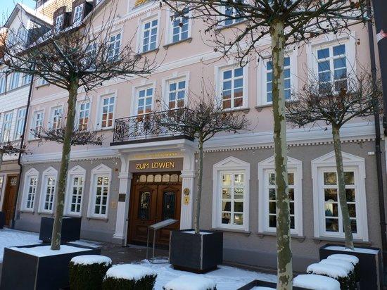 Hotel Zum Löwen: Hotel Front