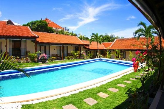 Mote Surfstay: Pool