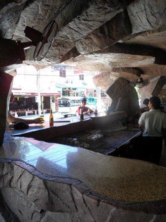 Dino Park : Main Bar Area