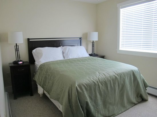 Jay Peak Resort : Upstairs bedroom in condo