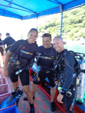Master Divers: Thank you Donny!!